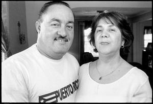 Rafael and Deya