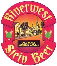 Riverwest Stein Beer Label