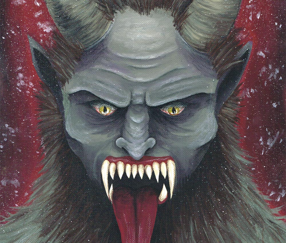krampus christmas devil review