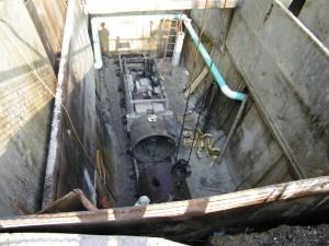 sewer drilling  machine